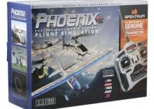 Absolutny hit! Phoenix RC Symulator lotu + SPEKTRUM DX5 Mode 2
