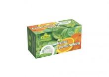Herbata Vitax Melisa z Pomarańczą, ekspresowa 20 torebek