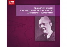 Prokofiev - Ballets [Limited Edition] / André Previn [6CD]