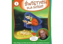 O Świętych dla dzieci cz.1 - DVD