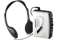 Sony WM-FX 197 S - Odtwarzacz kasetowy-Walkman, srebrny
