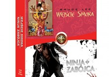 BD 2 PACK WEJŚCIE SMOKA/ NINJA ZABÓJCAGALAPAGOS Films 7321999316297