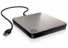 HP Zewnętrzny napęd DVD/RW USB BU516AA