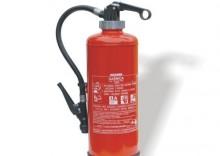 Gaśnica proszkowa GP- 6z ABC /G
