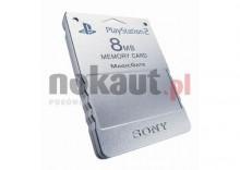 SONY Karta pamięci 8MB do PS2