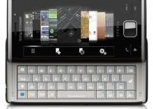 Telefon Sony Ericsson Xperia X2 z oprogramowaniem szpiegowskim SpyPhone