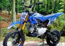 Motocykl Cross Bike 125ccmUpside Down 14/12