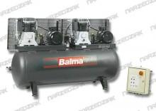 Balma Kompresor olejowy z napędem paskowym NS39S/500TD