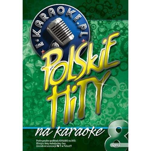 Polskie hity na karaoke vol. 8