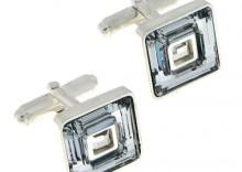 Spinki z kryształów Swarovski SP4439C