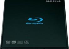 Nagrywarka Blu-ray Samsung SE-506AB, zewnętrzna, 8 x, czarna