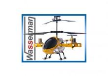 Helikopter R/C AVATAR 4 kanały GYRO