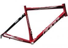 Rama Z65, FELT, 56 cm, kolor czerwony