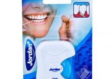JORDAN NICI Classic nić dentystyczna z miętą - miętowa woskowana 50m
