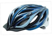 Uvex-Sport Boss RS niebieski-czarny-perła + okulary gratis 4215