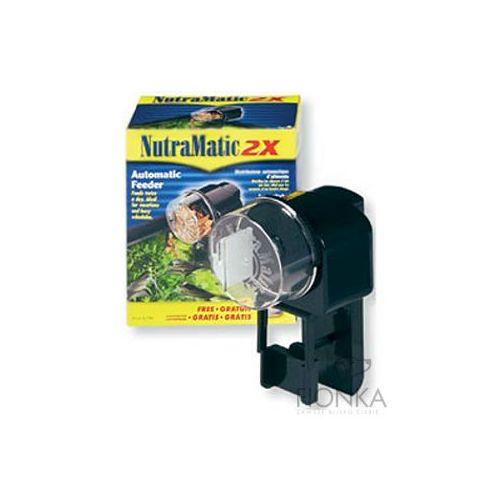 HAGEN karmnik automatyczny dla ryb NutraMatic 2x