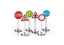 Znaki drogowe, Siku 0857, siku, akcesoria Siku, dla dzieci
