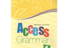 Access 1 - Grammar [opr. broszurowa]