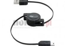 Akcesoria BIGBEN Zwijany kabel USB 2
