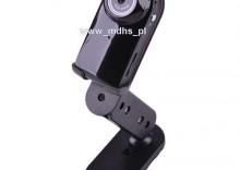 Mini kamera dyktafon podsłuch 720 x 480 px, detekcja, rózne uchwyty, DV005