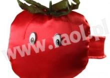 Warzywna opaska na głowę: Pomidor
