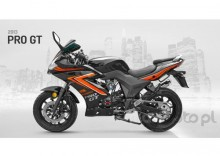 Motorower Zipp 49ccm PRO GT