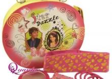 High School Musical Star Dazzle - Zestaw akcesoriów do włosów w kuferku
