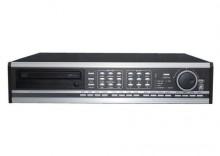 Rejestrator cyfrowy 16-to kanałowy 400kl/s JPEG2000, VGA, LAN, USB, SPOT,AUDIO, TRIPLEX, DVTJ21640BDA