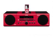 Yamaha MCR - 040 czerwony