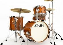Tama Silverstar Custom Jazz Antique Brown VL48ABB