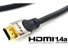 Kabel HDMI-HDMI Lindy 41400 0,5m