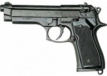 DENIX Pistolet Beretta 9mm