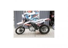 Motocykl BENZER X-CROSS 125