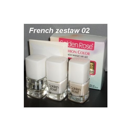 Zestaw French Lakiery 02