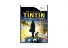 The Adventures of Tin Tin - The Sectret of the Unicorn WII ENG