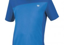 Wilson Jr Rush Colorblock Crew NEW BLUE/POOL