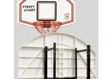 Zestaw/kosz/tablica do koszykówki 509 Bronx z uchwytem