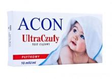 Acon Ultra, test ciążowy, płytkowy, 1 szt