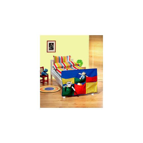 Organizer na łóżko do pokoju dziecięcego