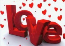 LOVE [opr. twarda]