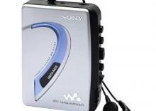 Sony WM-EX 194 S - Odtwarzacz kasetowy-Walkman, srebrny
