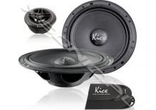 Zestaw głośników samochodowych Kicx 40W