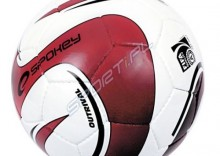 Piłka nożna Spokey Outrival czerwona FIFA 80658
