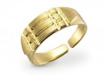 złoty pierścień Atlantów - męski