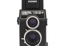 Lomography / Lomo Lubitel 166+ z filmem i DVD + wysyłka gratis