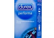 Prezerwatywy DUREX PERFORMA - Prezerwatywy Easy-on - Łatwe do nałożenia 12sztuk