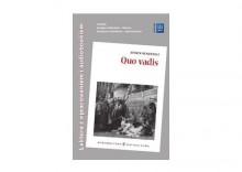 Quo Vadis z płytą CD. Lektura z opracowaniem i audiobookiem