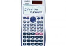 Kalkulator naukowy Casio FX991 ES