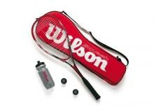 Rakieta do squasha WILSON Hyper Titanium Squash Starter Kit