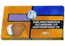 GLINA SAMOUTWARDZALNA 0,46 KG - fioletowa